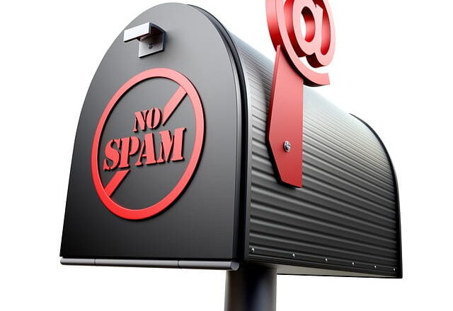 Come ridurre lo spam nella tua E-mail di posta elettronica